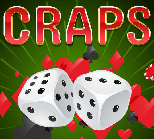 Craps dealing tips